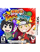 Naruto Powerful Shippuden (Nintendo 3DS) (NTSC)