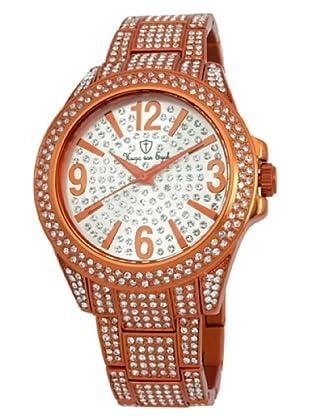 Hugo Von Eyck Reloj Extraordinary HE117-015_Plata / Marrón