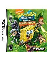SpongeBob SquarePants Featuring NickToons: Globs of Doom (Nintendo DS) (NTSC)