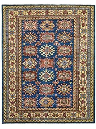 Kalaty One-of-a-Kind Kazak Rug, Blue, 5' 6