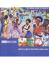 Ghana & Nigeria - the Rough Guide to Highlife