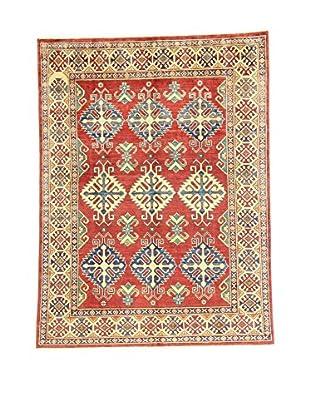 L'Eden del Tappeto Teppich Uzebekistan rot/mehrfarbig 205t x t153 cm