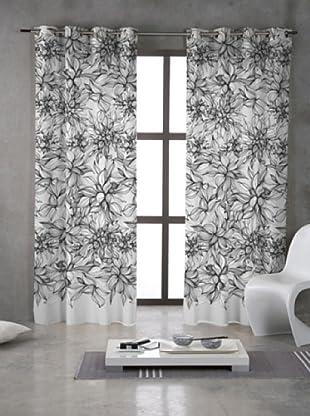 Miriam ocariz hogar es compras moda - Cortinas en blanco y negro ...
