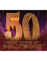 50 Greatest Voices of Bollywood