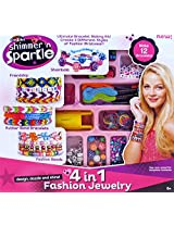 Cra-Z-Art 4-in-1 Jewelry Creations Kit