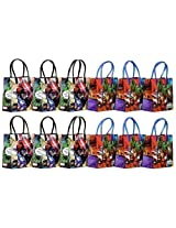 Marvel Avengers Party Favor Goodie Gift Bag - 6