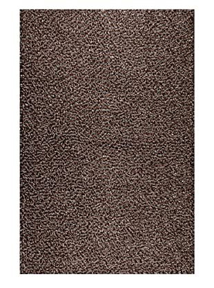 Dreamweavers Velour Loop Rug, Greige, 6' x 9'