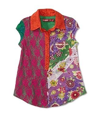 Desigual Camisa Kentucky (Multicolor)