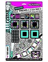 Fashion Angels Project Runway Tapeffiti Trend-cessories Geo Mod Jewelry Kit