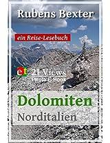 21 Views - Die Dolomiten (Norditalien):   Foto-E-Book