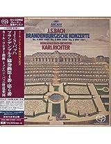 J.S. Bach: Brandenburg Concertos Nos