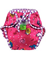 Reusable Swim Diaper | Sea Creatures Size , Large