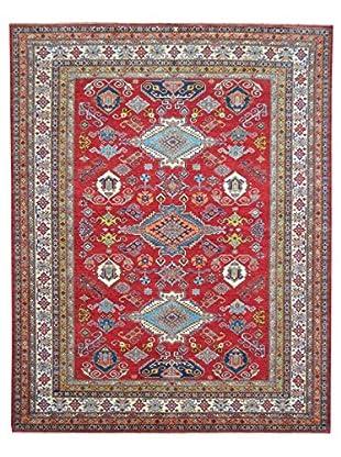Kalaty One-of-a-Kind Kazak Rug, Red, 8' x 10' 4