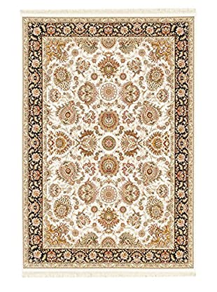 Hand Loomed King David Rug, Cream, 5' 3
