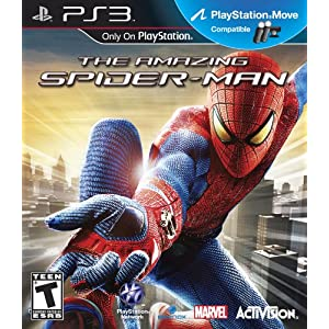 Amazing Spider Man by Activision
