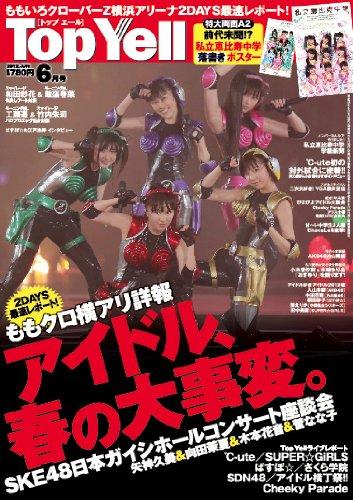 Top Yell (トップエール) 2012年 06月号 [雑誌]