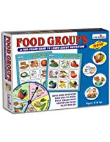 Creative Educational Aids 0685 Food Groups