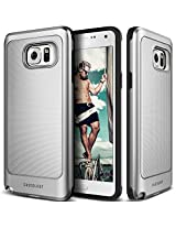 Galaxy Note 5 Case, Caseology [Vault Series] [Silver] Slim Design Rugged Protective Armor Cover [Active Armor] for Samsung Galaxy Note 5