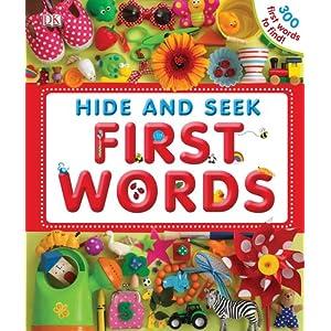 Hide and Seek First Words (Hide and Seek (DK))