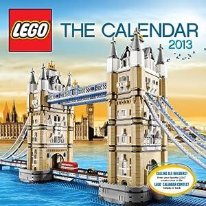 レゴの2012年カレンダー