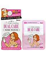 2 Step Pore Cleaning Blackhead Sebum Removing Dual Care Nose Patch