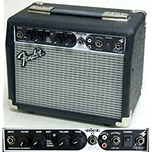 Fender Japan DICE II