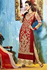LifeStyleFashionStore Malaika Arora Pakistani Suit - Red