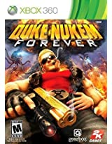 Take-Two, Duke Nukem Forever X360 (Catalog Category: Videogame Software / XBox 360 Games)