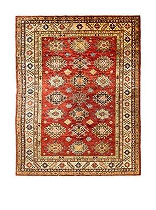 RugSense Alfombra Kazak Special Rojo/Multicolor 249 x 177 cm