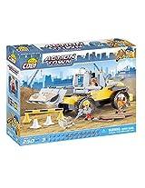 COBI Action Town Bulldozer Building Kit