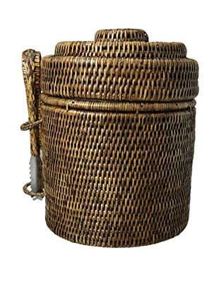 Matahari Handwoven Ice Bucket with Liner