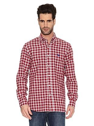Toro Camisa Casual (Rojo)