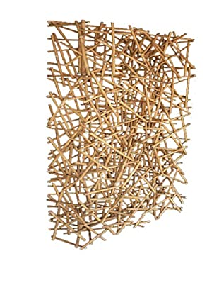 ZEW, Inc. Outdoor Bamboo Maze Screen