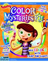 Scientific Explorer Color Mysteries Kit, Multi Color