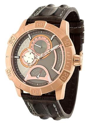 STÜRLING ORIGINAL 265.3345K59 - Reloj de Caballero movimiento de cuarzo con correa de piel