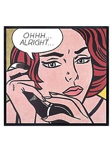 Lichtenstein-Ohhh...Alright..., 1964
