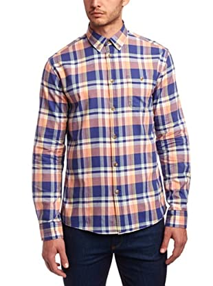 Selected Camisa Sidney (Azul)