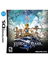 Heroes Of Mana - Nintendo DS