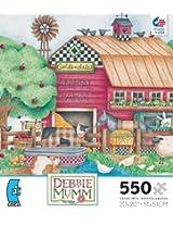 Debbie Mumm Goldendale Farm 550 Piece Jigsaw Puzzle By Ceaco