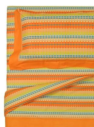 Tess Completo Letto (arancio)