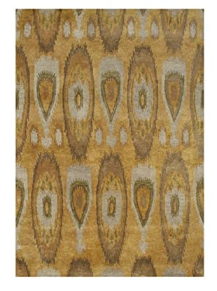 Horizon Rugs New Zealand Wool Rug (Cashew/Tobacco/Olive)