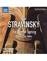Rite of Spring Dumbarton Oaks