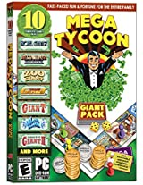 Mega Tycoon: The Giant Pack - 10 Complete Games in All (PC)