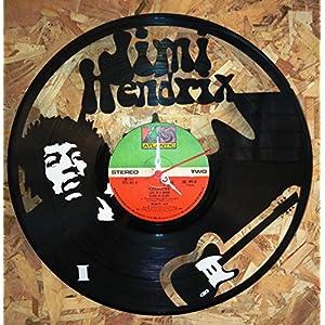 Samaya jimi Hendrix Designed Wall Clock