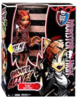 Monster High Ghouls Alive Deluxe Doll Toralei