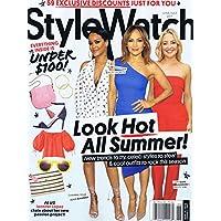 People Style Watch June - July 2017 小さい表紙画像