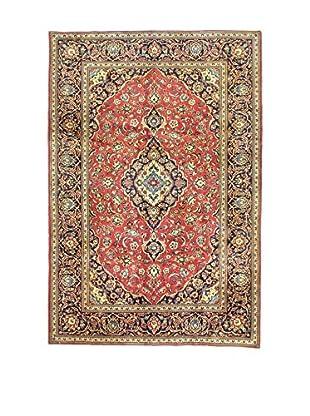 Eden Teppich   M.Kashan 200X296 mehrfarbig