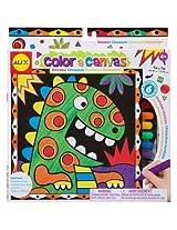 ALEX Toys Artist Studio Color a Canvas Dinosaur Kit by ALEX Toys