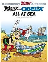 Asterix and Obelix All at Sea: 30 (Asterix Adventure)