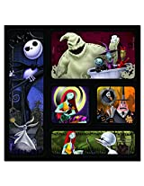 National Design Disney & Tim Burton's The Nightmare Before Christmas Magnet Set (5 Pack)
